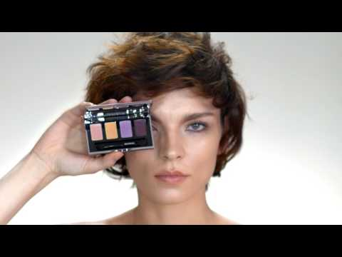 ULTIMA II COMPLETE Look Wonderwear Eye Posh Colour Quad