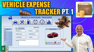 Learn How To Create This Amazing Vehicle & Fleet Expense Tracker In Excel Today [Part 1]
