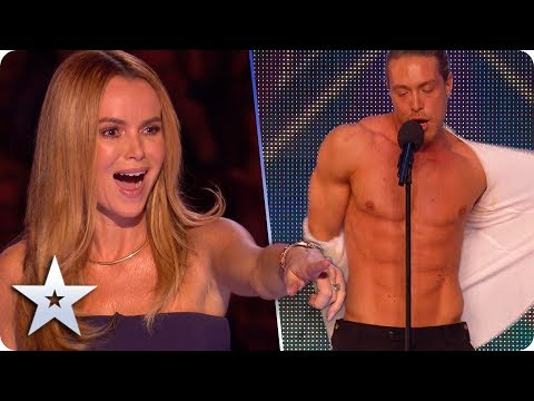 NO WAY! Most SURPRISING auditions! | Britain's Got Talent