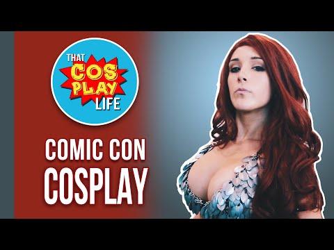 hqdefault - Los increibles cosplays del  San Diego Comic Con 2017