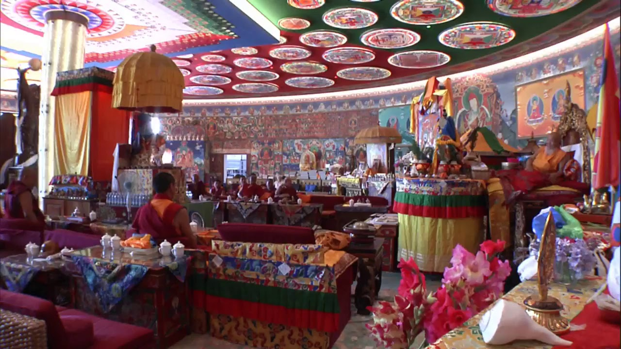 Rabne Chenmo Puja – Great ritual of purification and blessing of the place and of all beings - part 5