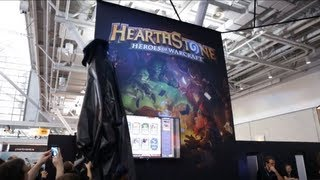 Hearthstone: Heroes of Warcraft at PAX East