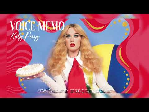 Message From Katy Perry (voice Memo) Lyrics – Katy Perry