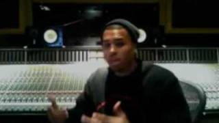 Chris Brown - Favor on Ustream