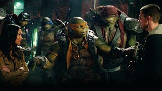 Teenage Mutant Ninja Turtles: Out of the Shadows (2016) Video
