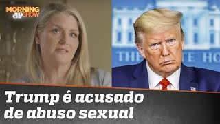 Morning Show: Ex-modelo acusa Donald Trump de abuso sexual