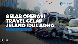 Jelang Idul Adha, Polda Metro Jaya Gelar Operasi Razia Travel Gelap