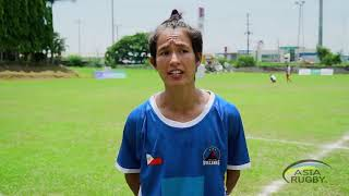 🎥ARWC PREVIEW: Philippines captain Helena Indigne