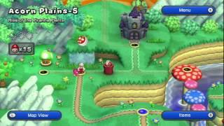 Wii U Launch: New Super Mario Bros. U