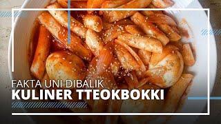 Fakta Unik di Balik Kuliner Pedas Manis Tteokbokki, Terbuat karena Ketikdaksengajaan