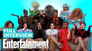 'RuPaul's Drag Race' Season 12 Queens Read Photos Of Their First Time In Drag   Entertainment Weekly