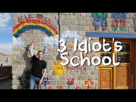 The School Where 3 Idiots Was Shot