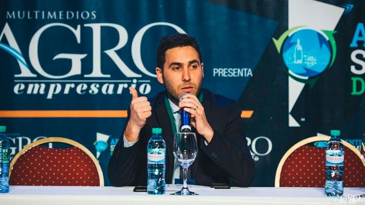 Emiliano Pietropaolo - Secretario de Industria, Agregado de Valor e Innovación de Santa Fe
