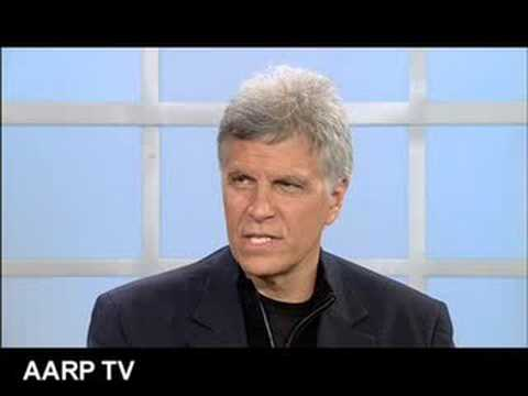 "Mark Spitz @ AARP:  ""I'm glad I'm not an athlete today."""