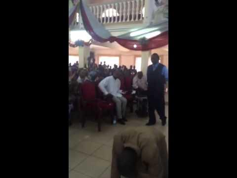 SHARP PROPHECY BY PROPHET DANIEL AMOATENG.....ACCURATE PROPHECY IN SIERRA LEONE