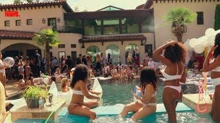 Chris Brown Trey Song 50 Cent  $120,000 Tycoon Pool Party