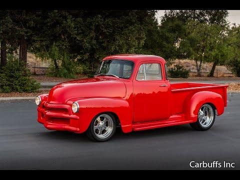 Video of '54 Truck - R11L
