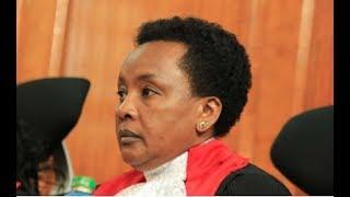 Kenya deputy CJ charged with corruption -VIDEO