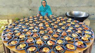 RAJ KACHORI PUNJABI STYLE   INDIAN STREET FOOD   KACHORI RECIPE   VILLAGE FOOD   VEG RECIPE