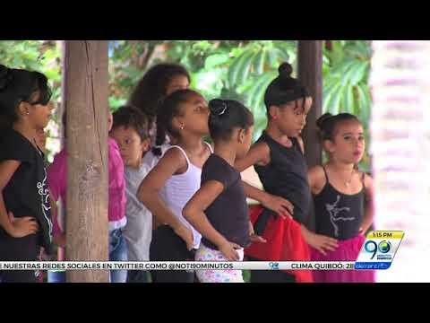 La iniciativa 'Danzas para todos' rescata de la violencia a niños y jóvenes caleños
