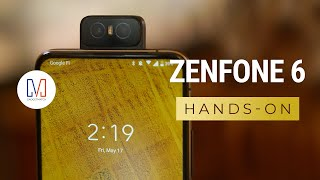Asus Zenfone 6 ZS630KL Unboxing and Hands-on