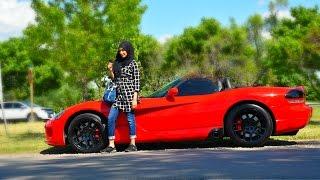 HIJABI GIRL Drives A MILLION DOLLAR FERRARI