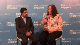 RSAC APJ - Interview with Sunil Varkey