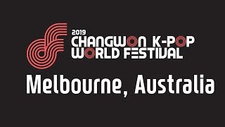 2019 K-POP World Festival Melbourne