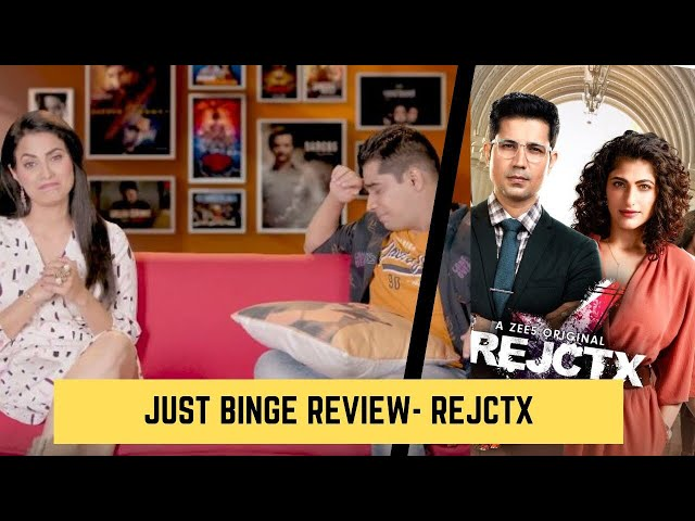 Just Binge Review : Is ZEE 5's Rejectx Binge Worthy Or Cringe Worthy? | SpotboyE