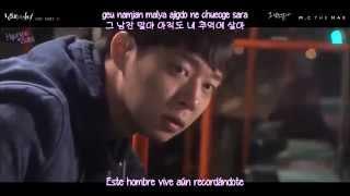 [Sensory couple OST] M.C The Max - Because of you (Sub español + Han/Rom)