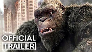 GODZILLA VS KONG Dizzy Kong Trailer NEW by Fresh Movie Trailers