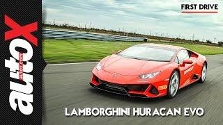 Lamborghini Huracan Evo First Drive
