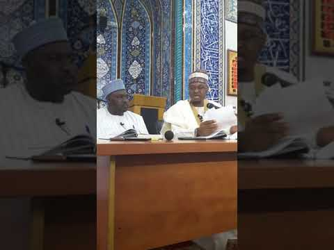DAY 17 RAMADAN TAFSIR 2018 - SHEIKH ISA ALI PANTAMI (VIDEO)
