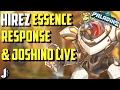 Joshino Live + Hi-Rez Responds to Essence Feedback Paladins Season 1