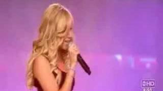 Ashley Tisdale @ GMA - Be good to me