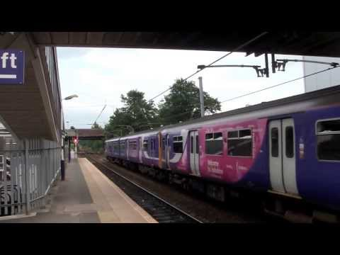 Download Hazel Grove Railway Station - Saturday 20th July 2013 Mp4 HD Video and MP3