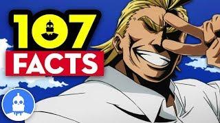 107 My Hero Academia (Season 2) Anime Facts YOU Should Know! - Anime Facts (107 Anime Facts S2 E8)