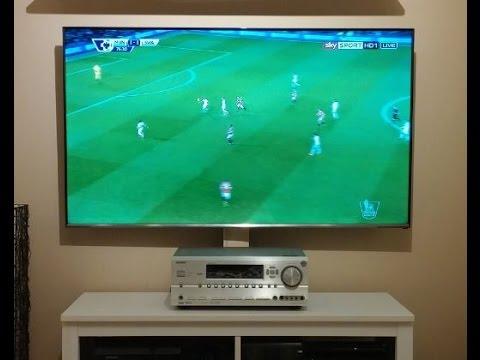 Samsung UE55J5150 55 Zoll inch J5150 Test Deutsch Review Unboxing Vergleich 46 Zoll PS4 Gaming Kodi
