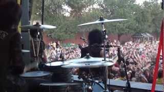 Ryan Seaman Drummer Extraordinaire! FIR- Goodbye Graceful (live)