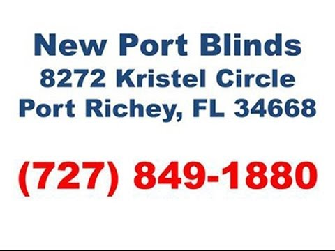 vertical blinds port richey | (727) 849-1880