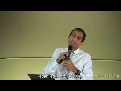Nader Mansur: Adventistički stihovi o Trojstvu (ispitivanje)
