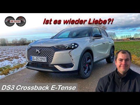 DS3 Crossback E-Tense - Ist es wieder Liebe?! |Test - Review - Alltag im Elektroauto