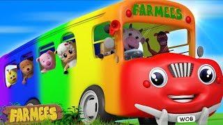 Farmees Nursery Rhymes & Cartoons For Children - Live Stream