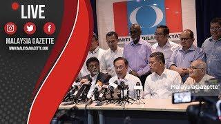 """MGTV LIVE: """"Kami menolak politik keji!"""" -DS Anwar Ibrahim"""
