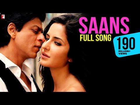 Saans - Full Song   Jab Tak Hai Jaan   Shah Rukh Khan   Katrina Kaif   Shreya Ghoshal   A. R. Rahman