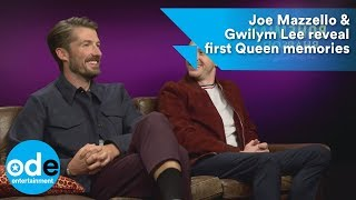 Joe Mazzello & Gwilym Lee reveal first Queen memories