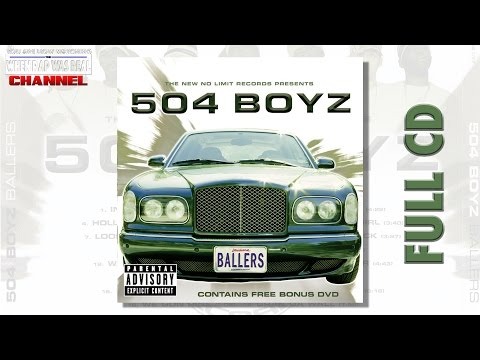 504 Boyz - Ballers [Full Album] Cd Quality