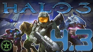 WE HUNT THE HUNTERS - Halo 3: LASO Part 4.3   Let's Play