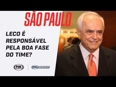 SÃO PAULO: LECO É RESPONSÁVEL PELA BOA FASE DO TIME? | Fox Sports Rádio