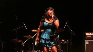 """""""Do You & I Want Candy"""" Annabella Lwin of Bow Wow Wow@UMBC Center Baltimore 9/22/18"""